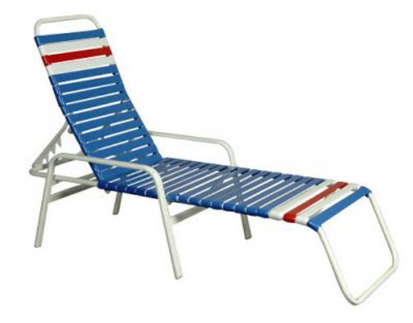 R 150 chaise lounge aluminum chaise lounges for Blue outdoor chaise lounge