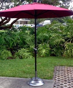 9ft Market Umbrella