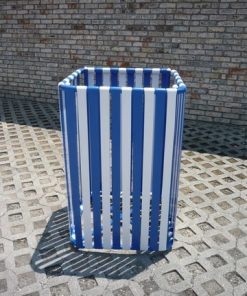 Outdoor Trash Can Receptacle - C-99