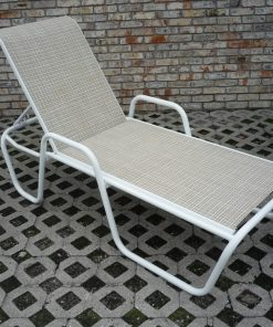 Commercial Sling Chaise Lounge - CK-151SLA