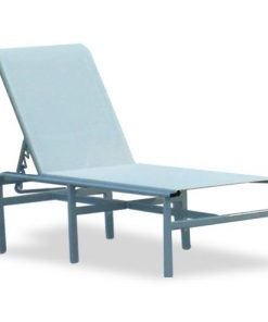 Commercial Sling Chaise Lounge - D-150
