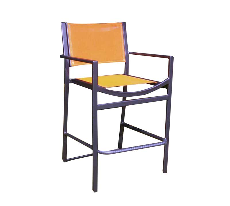 Deville Sling Bar Stool Da 75 Chaise Lounge