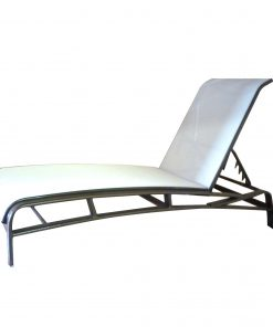 E-150 Outdoor Sling Chaise Lounge