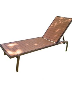 Eco Wood Chaise - EW-149