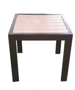 Eco Wood End Table - EW-18SQ
