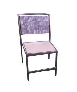 Eco Wood Chair with Sling Back - EW-49SL