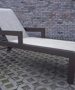 Heavy Duty Chaise Lounge - H-150A