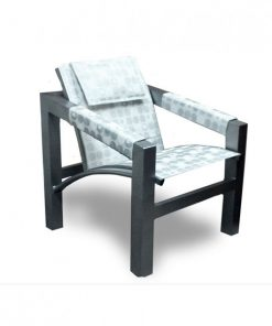 M-52 Lounge Chair with Options