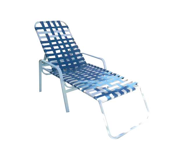 Regal Cross Strap Chaise Lounge R 150c Chaise Lounge