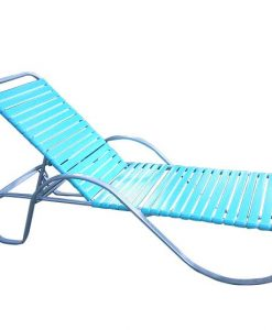 Regal Strap Chaise Lounge - R-159