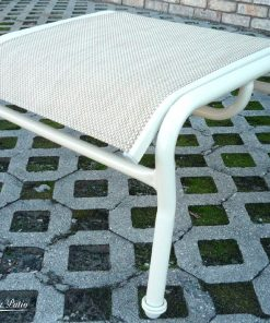 Outdoor Sling Ottoman - S-15 by Florida Patio