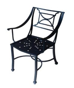 Orion Aluminum Chairs