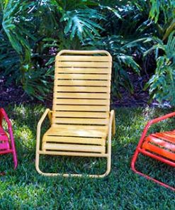High Back Sand Chairs - C-41