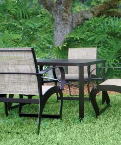 Siesta Key Set - 4 Chairs & Table