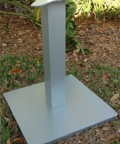 Square Adjustable Pedestal Base