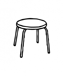 C-18A End Table