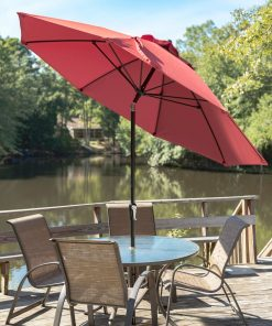MAT 9ft Commercial Resort Umbrella