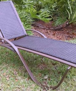 Westgate Woven Chaise Lounge